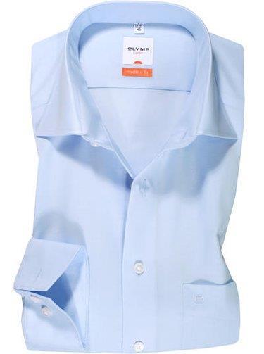 Overhemd Modern Fit-New Kent-bleu