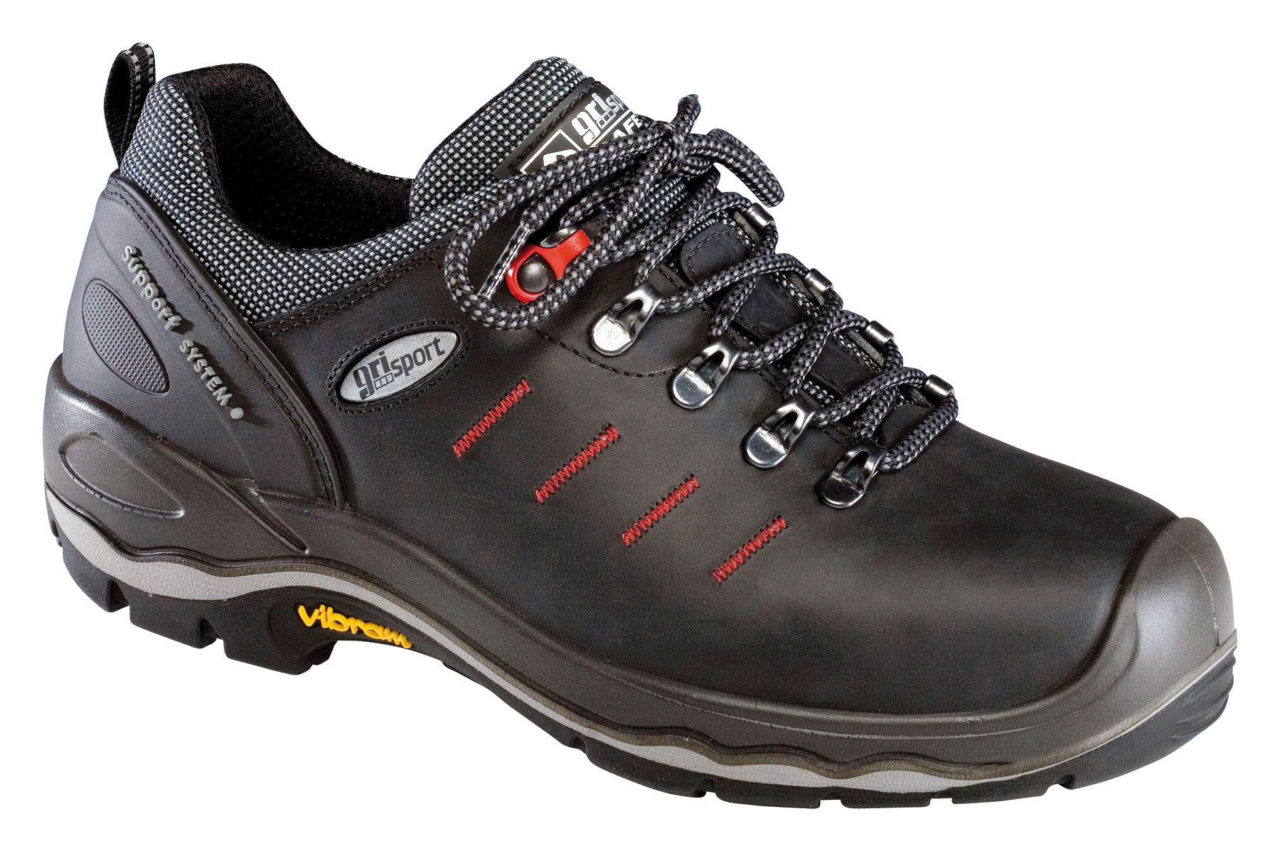 Grisport 72071 var 16a - Black/Red - 36