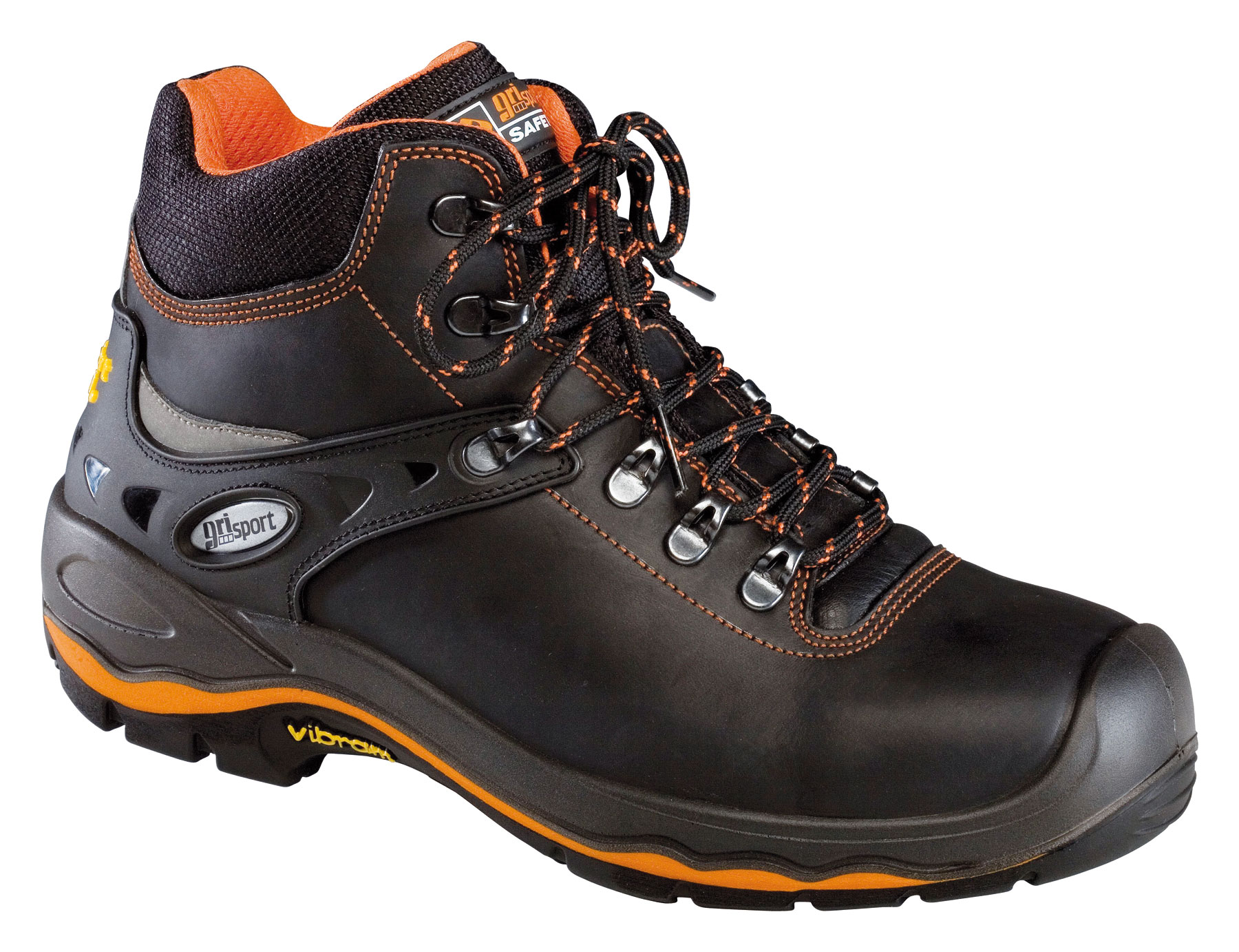 Grisport 72003 var 30 - Black/Orange - 36