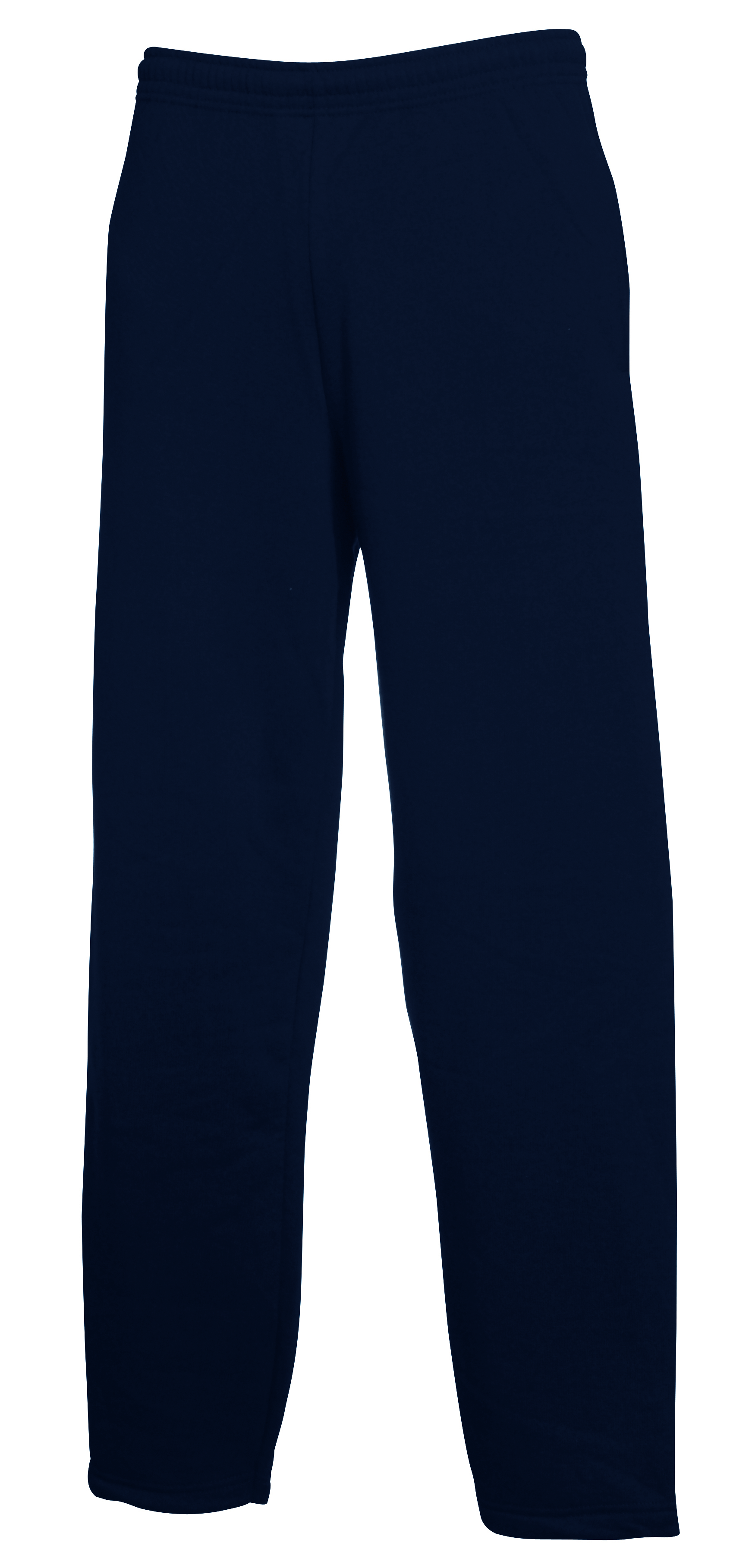 Open Hem Pants - Deep Navy - XL