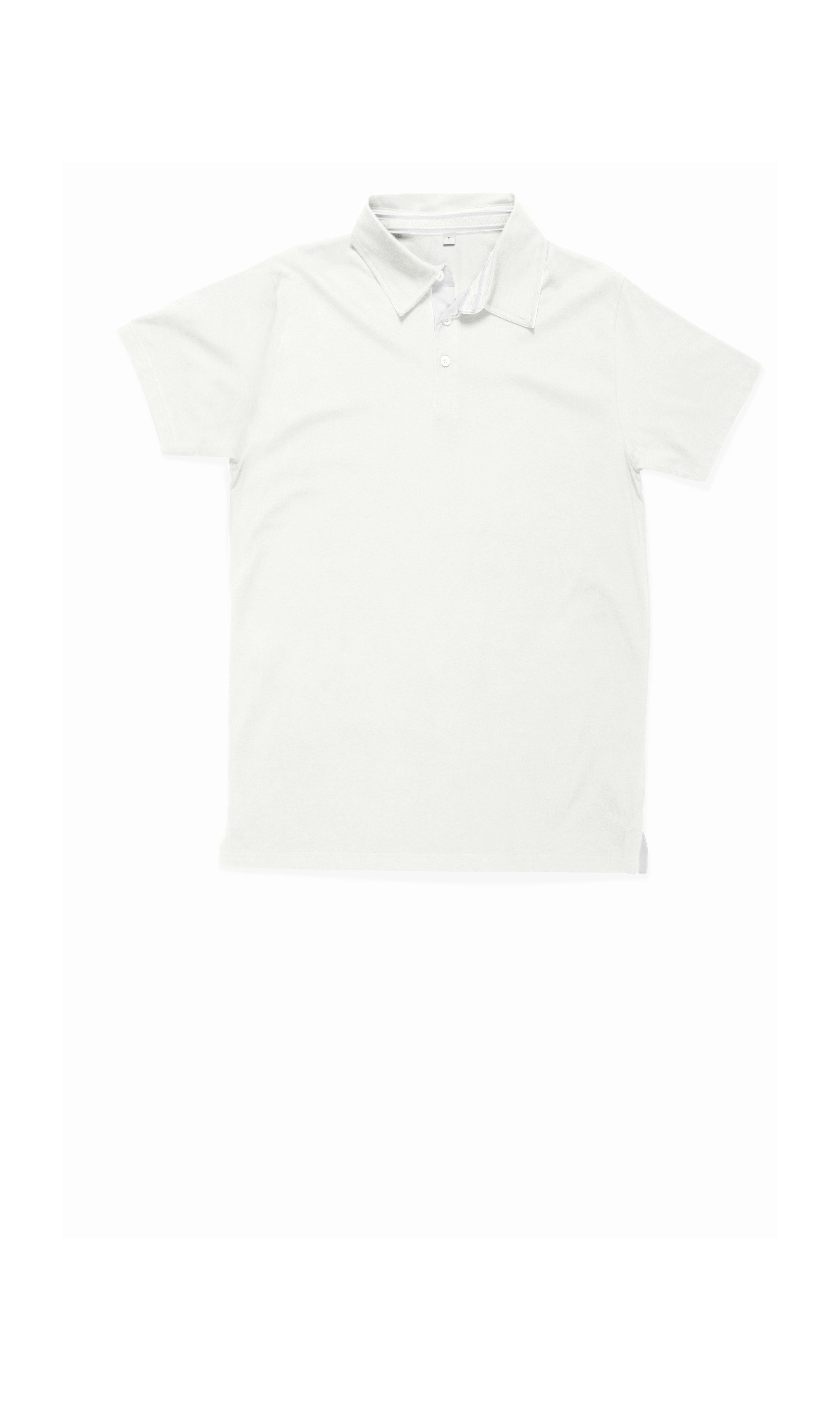 Mens Supersoft Rugby Top - Washed White - XL
