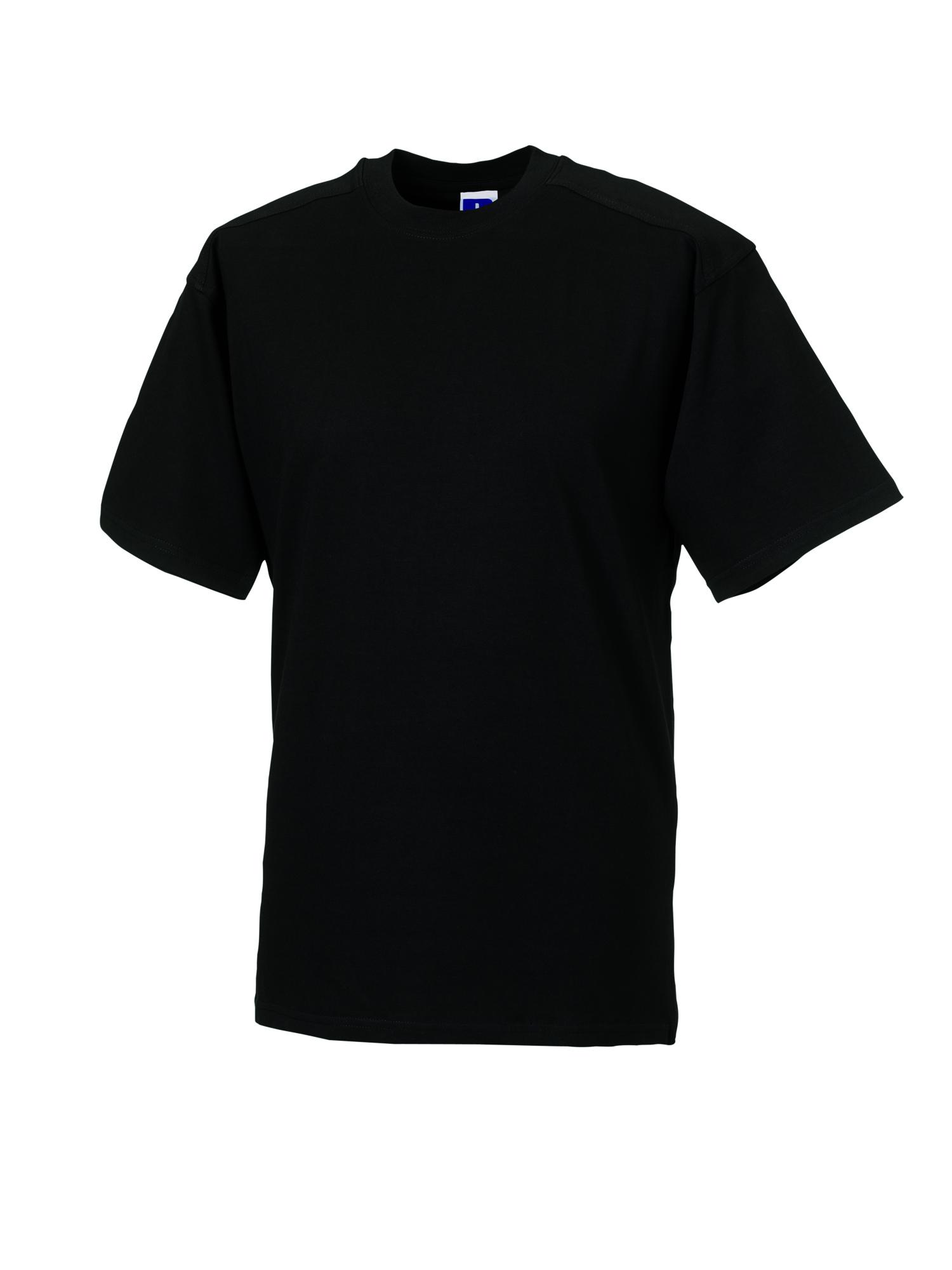 Heavy Duty T-Shirt - Bottle Green - XS