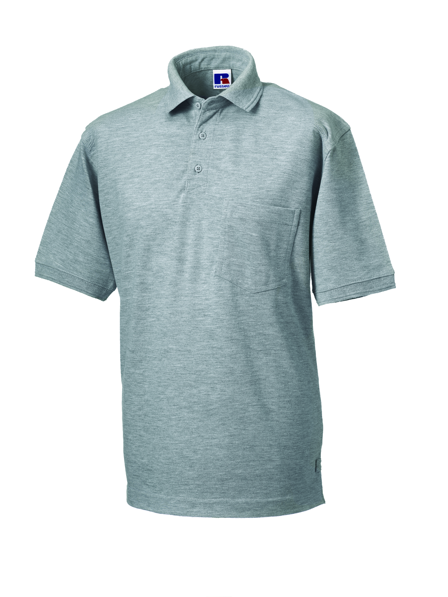Heavy Duty Cotton Polo
