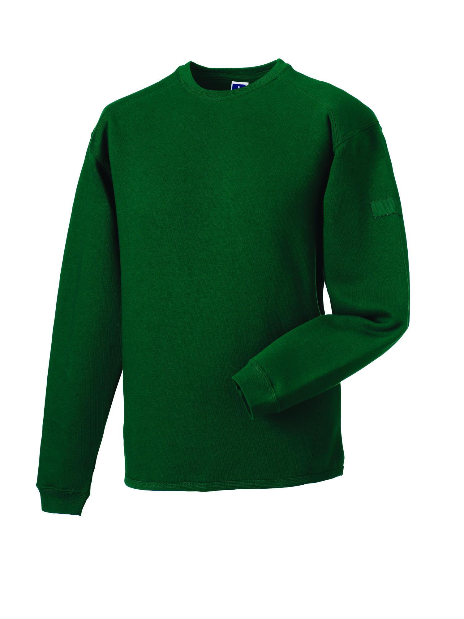 Heavy Duty Crewneck Sweatshirt - Bright Royal - XS