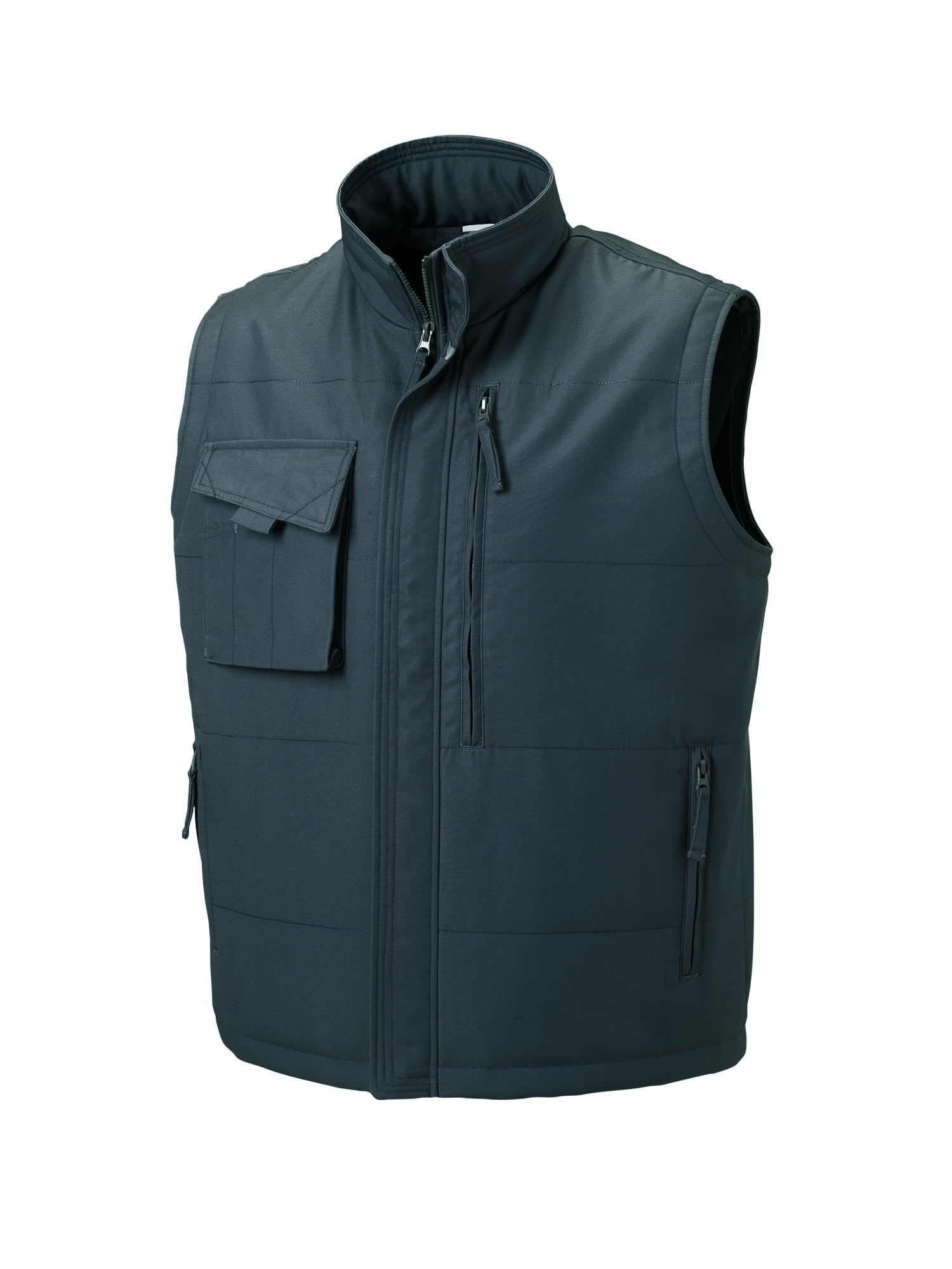 Heavy Duty Gilet - Convoy Grey - XXL