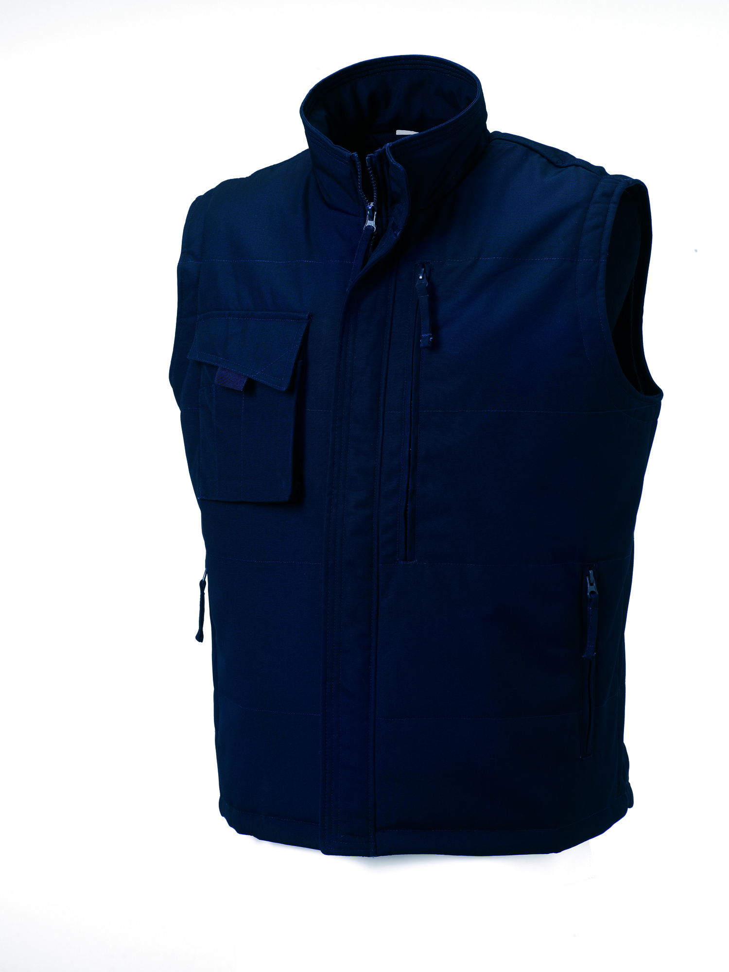 Heavy Duty Gilet - French Navy - 4XL