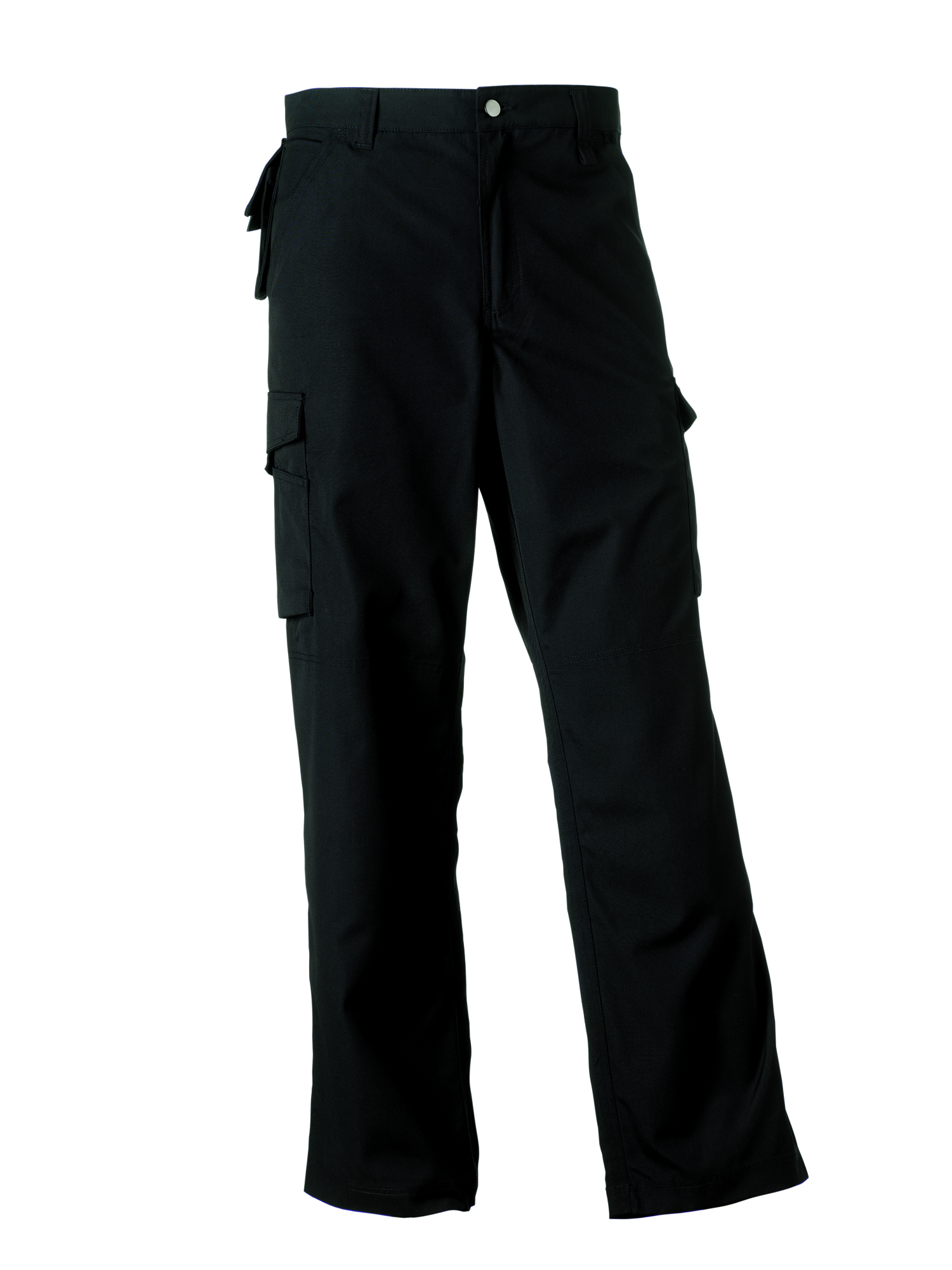 Heavy Duty Trousers  - Black - 48-34