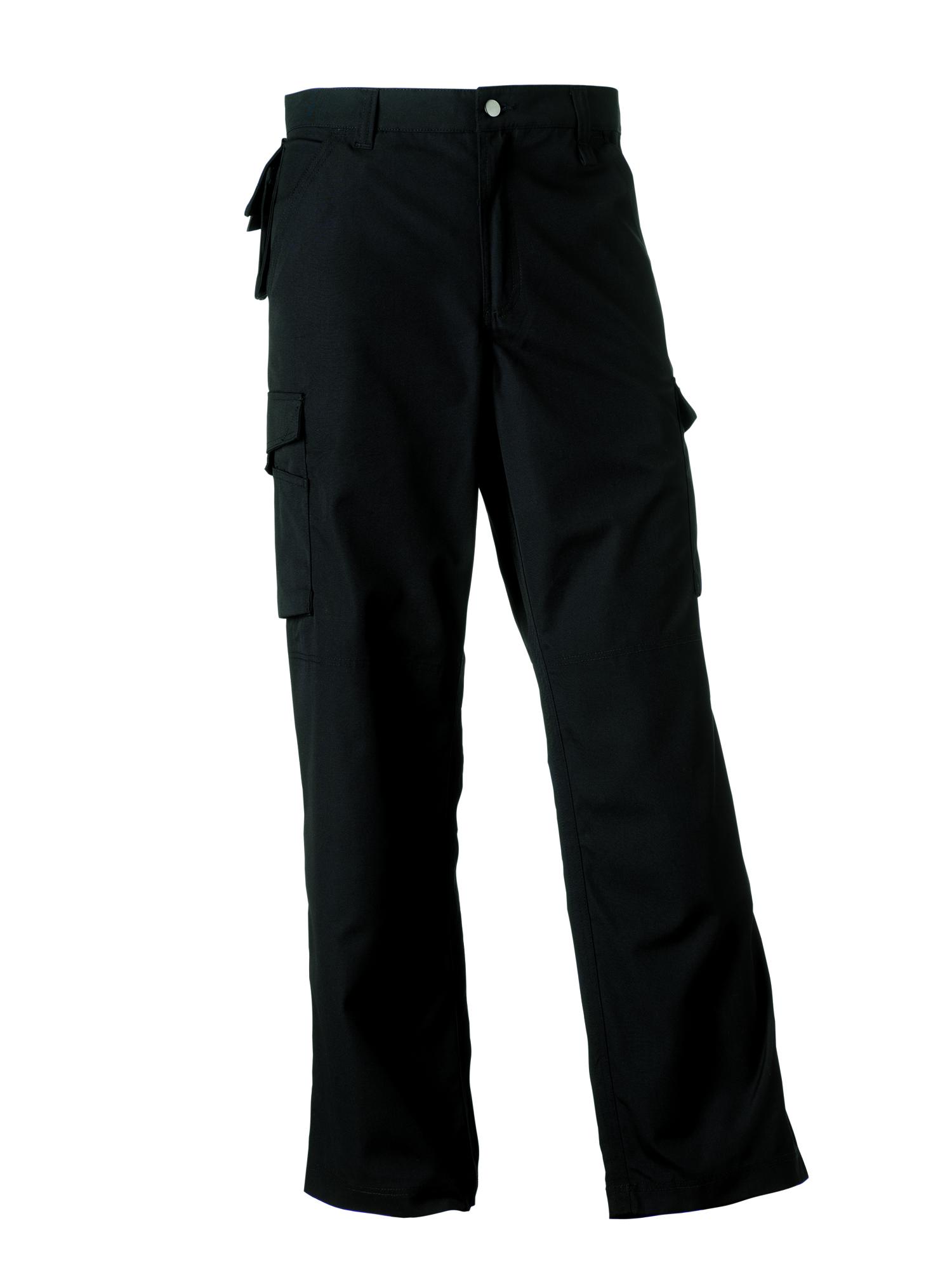 Heavy Duty Trousers  - Black - 48-34