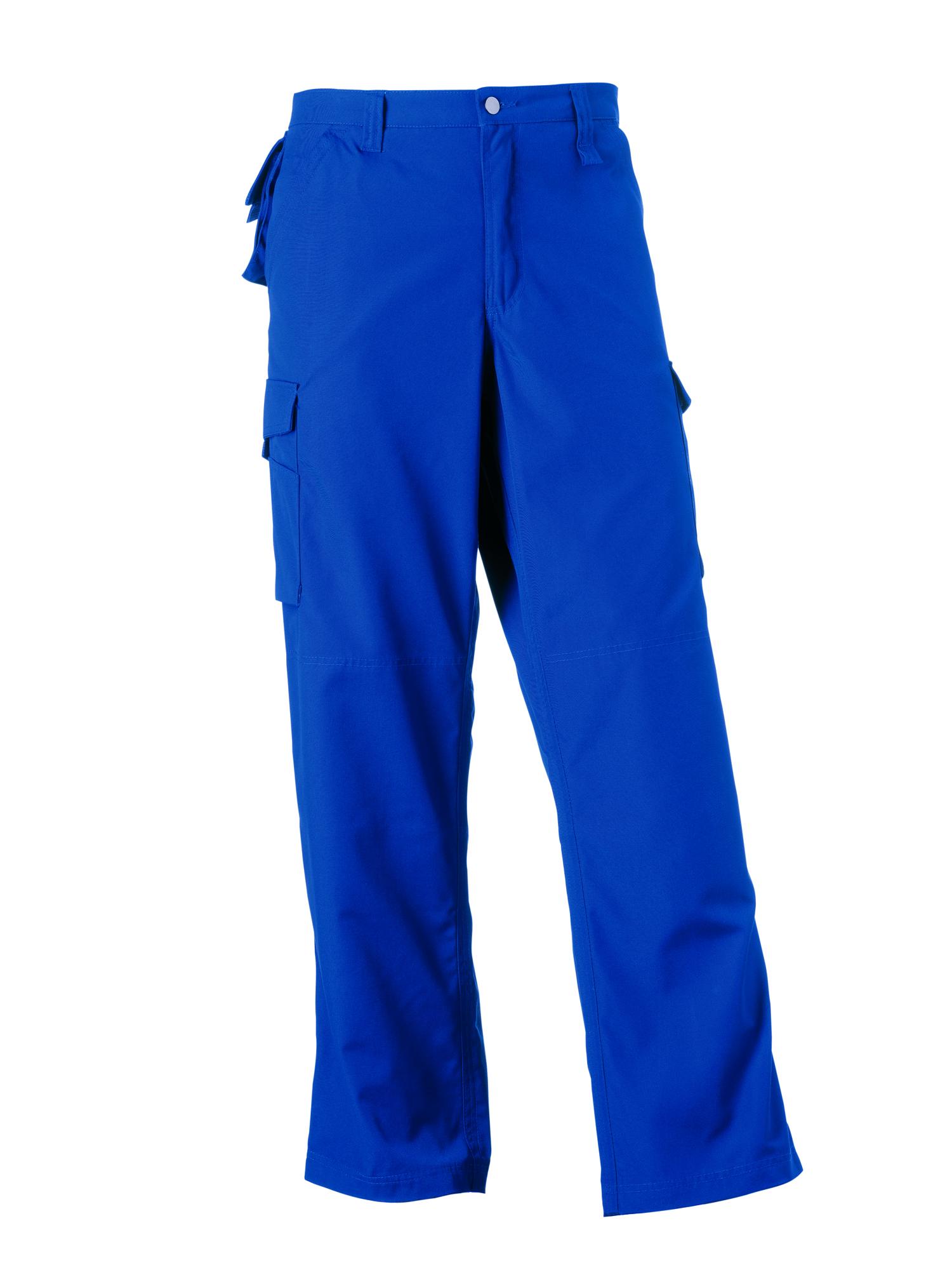 Heavy Duty Trousers  - Bright Royal - 44-30