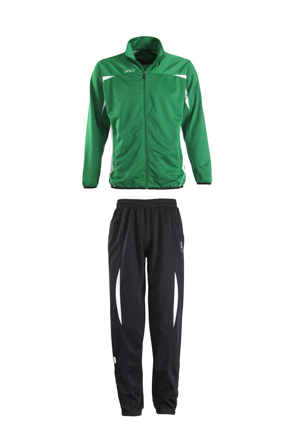 Camp Nou - Bright Green/White/Black - XXL