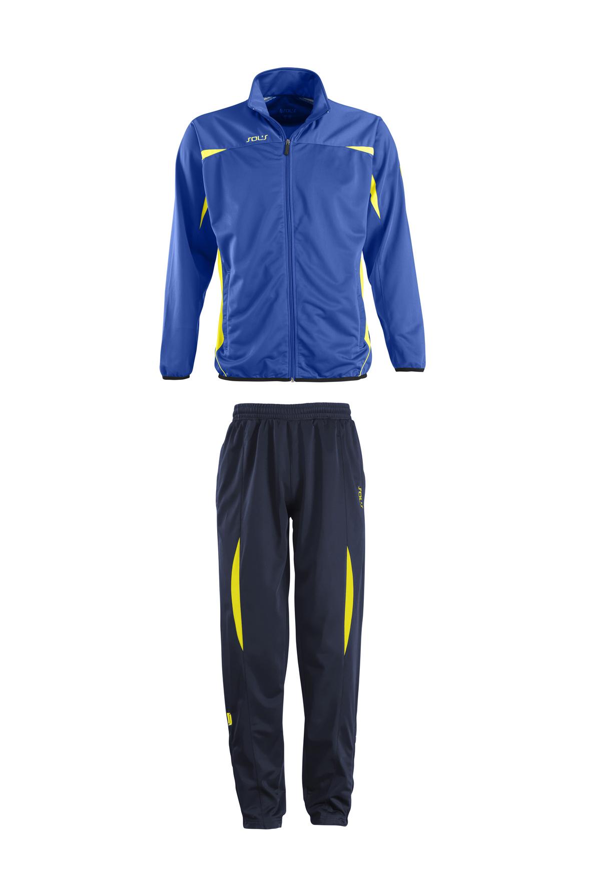 Camp Nou - Royal Blue/Lemon/Navy - S