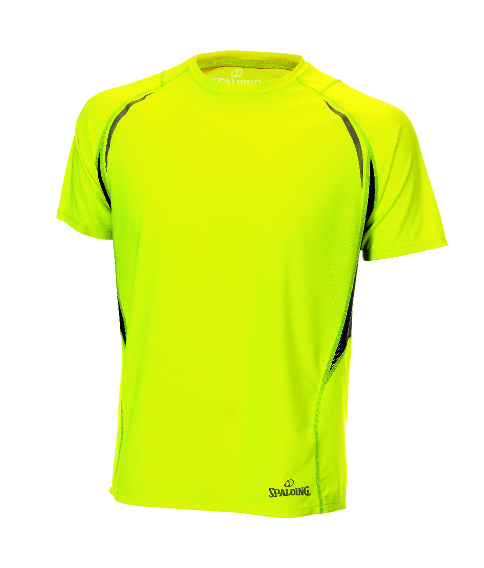 Endurance Tee - Night Yellow - XL