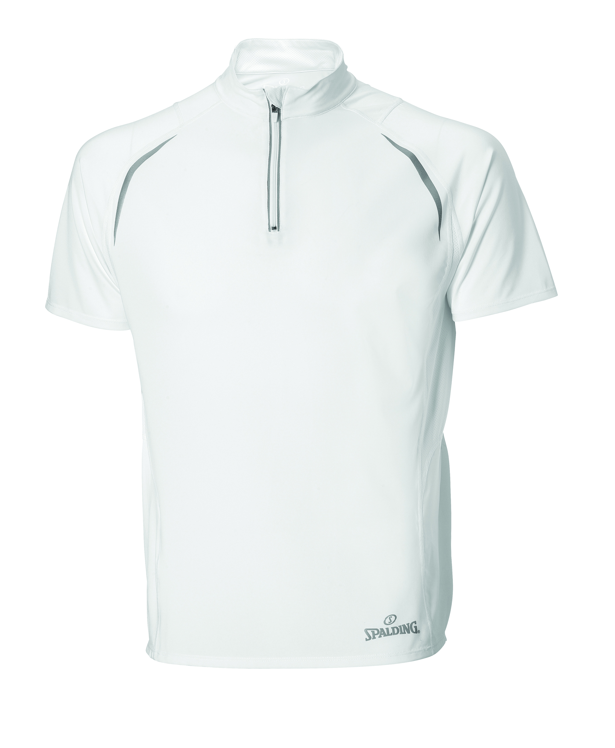 Endurance Zip Top - White - S