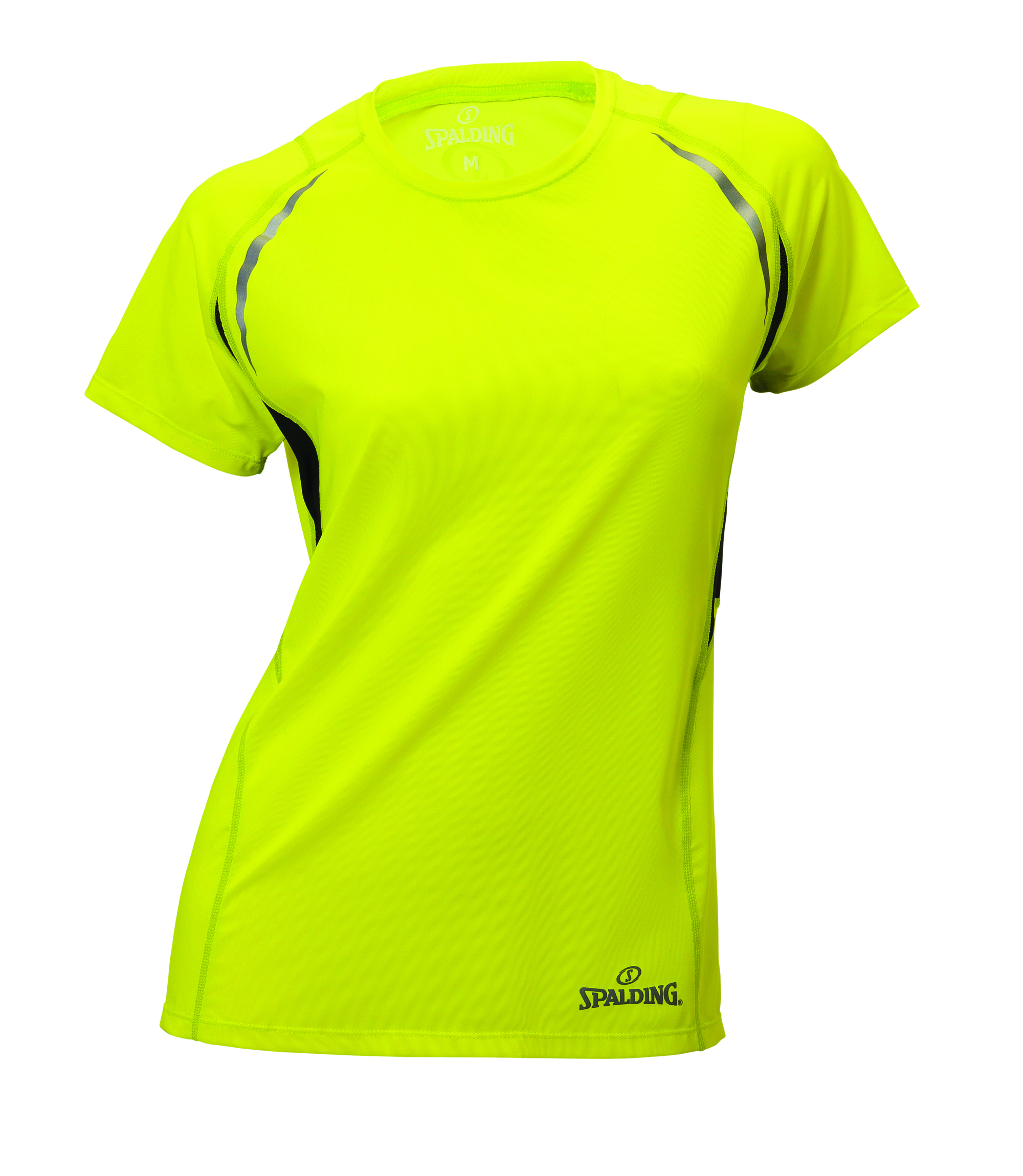 Endurance Tee Women - Night Yellow - L
