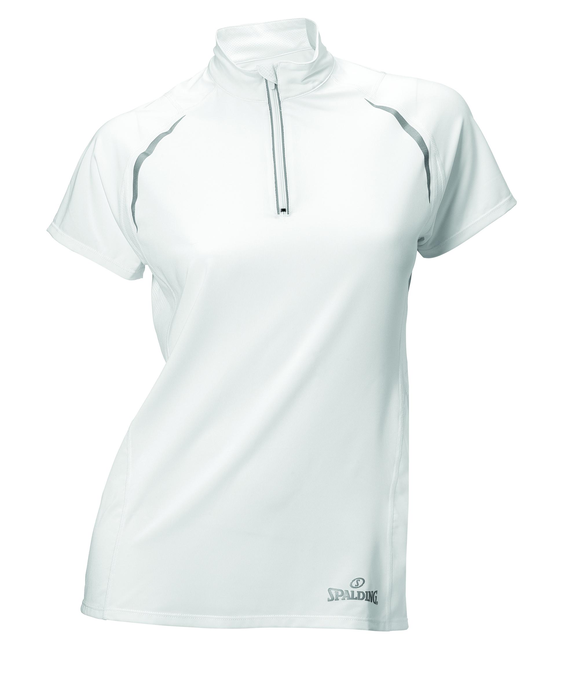 Endurance Zip Top Women - White - XS