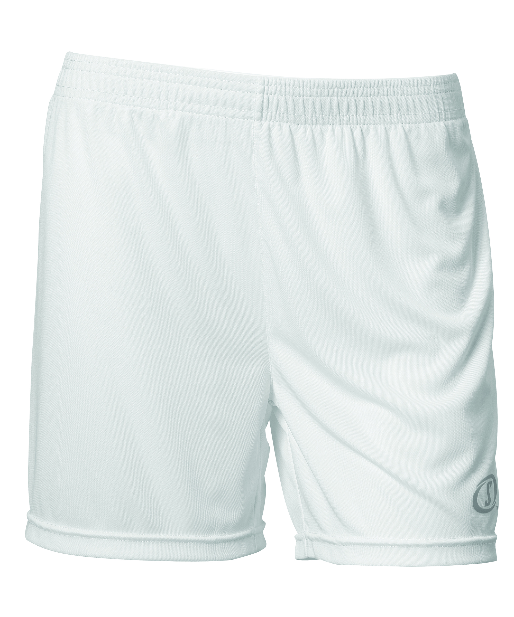 Kids Core Training Shorts - White - 128