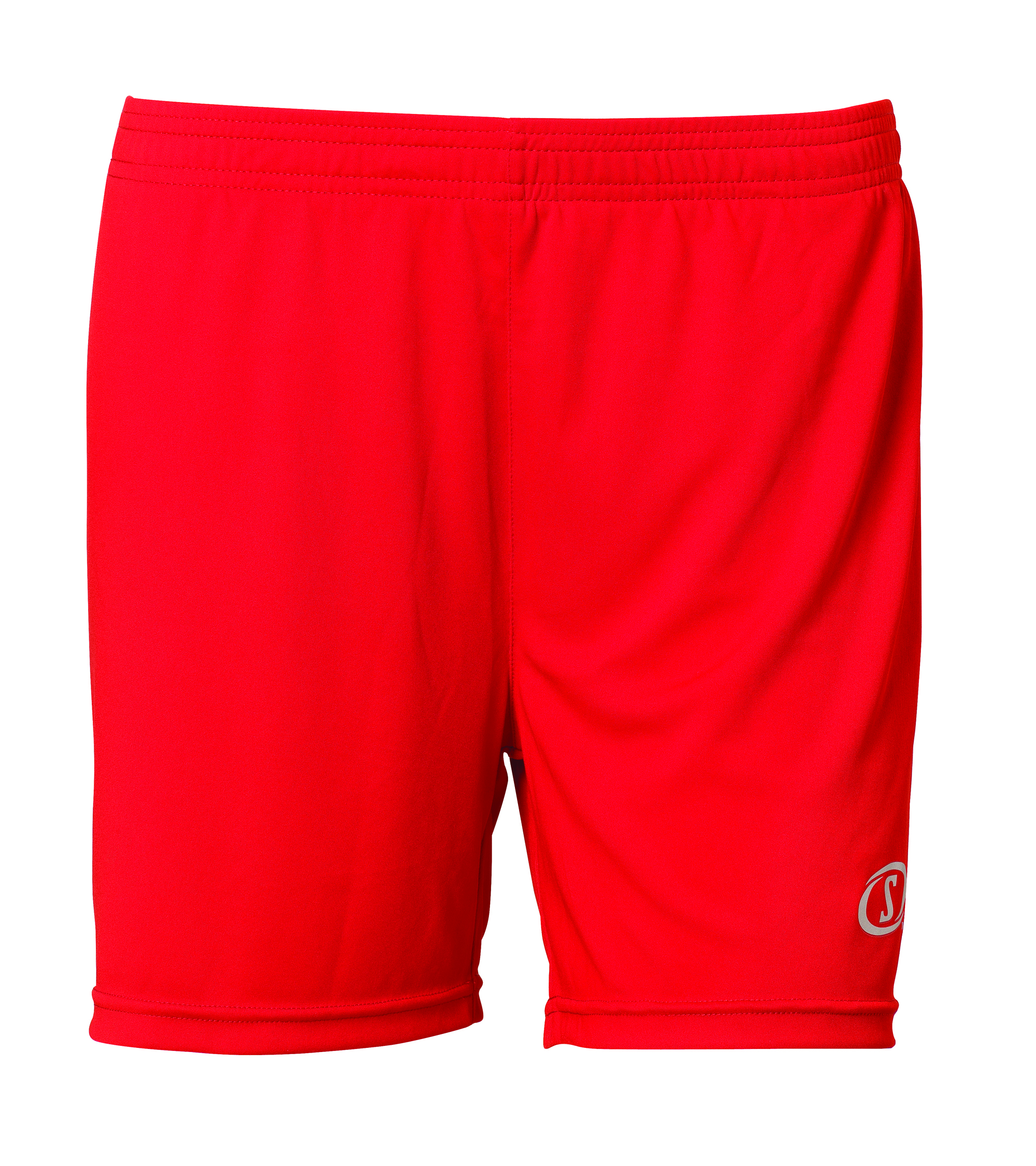 Kids Core Training Shorts - Red - 128