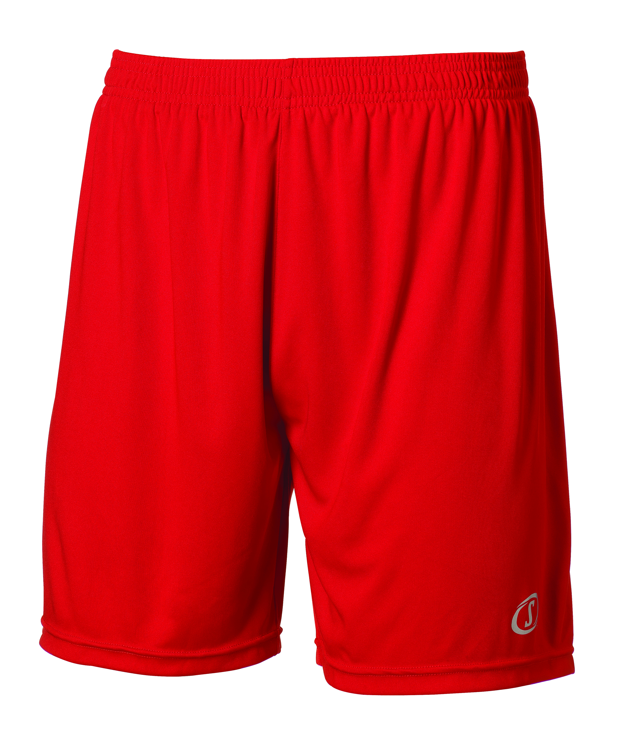 Core Training Shorts - Red - S