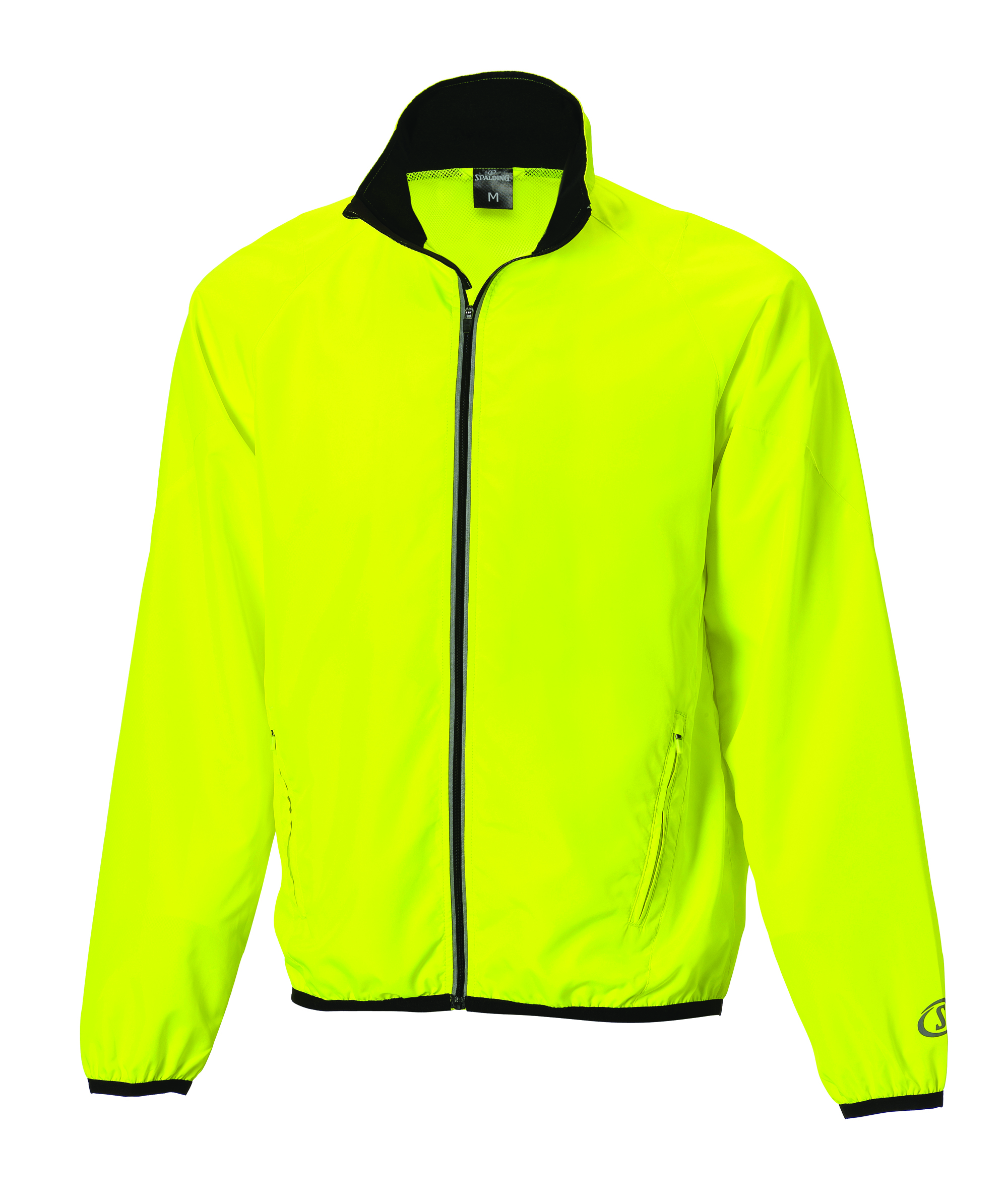 Adrenalin Jacket - Night Yellow - XL