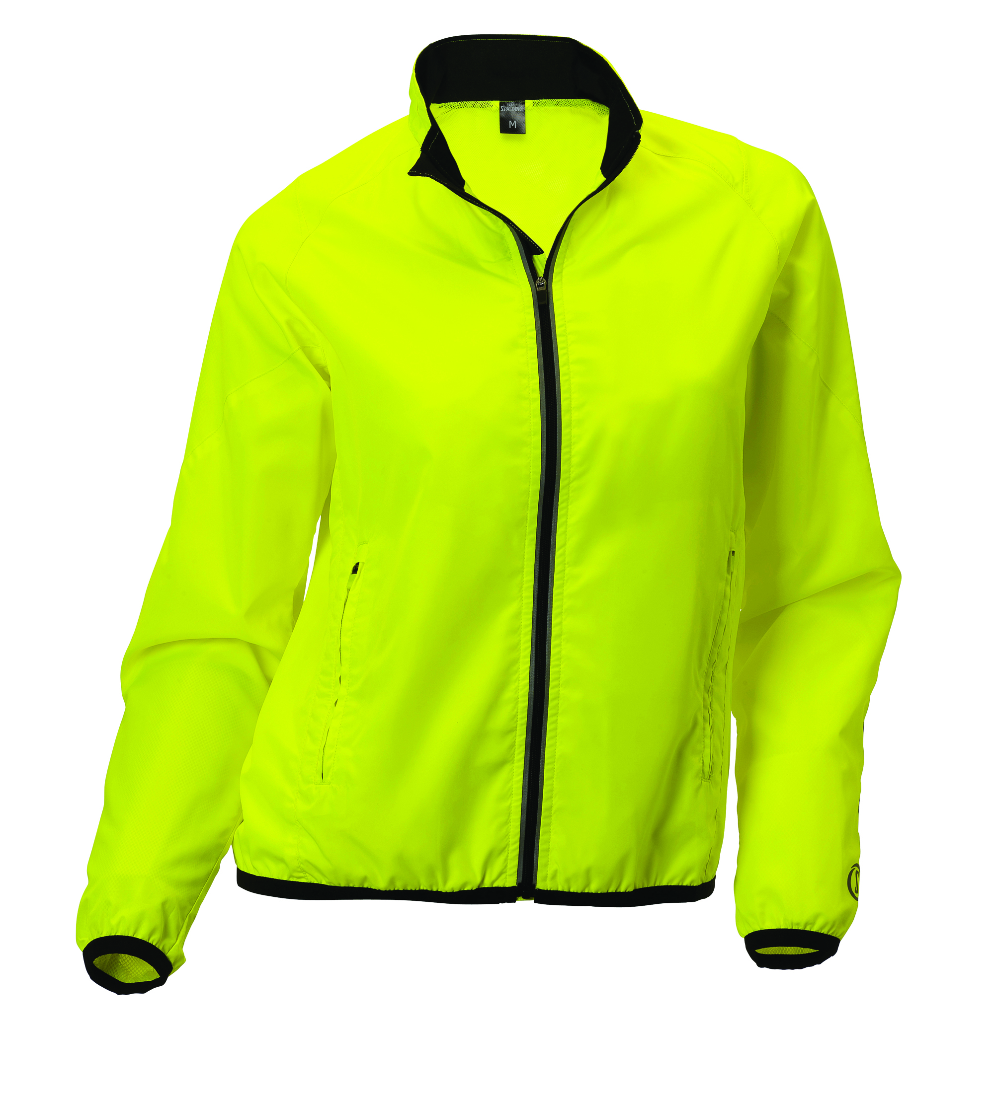 Adrenalin Jacket Women - Night Yellow - L
