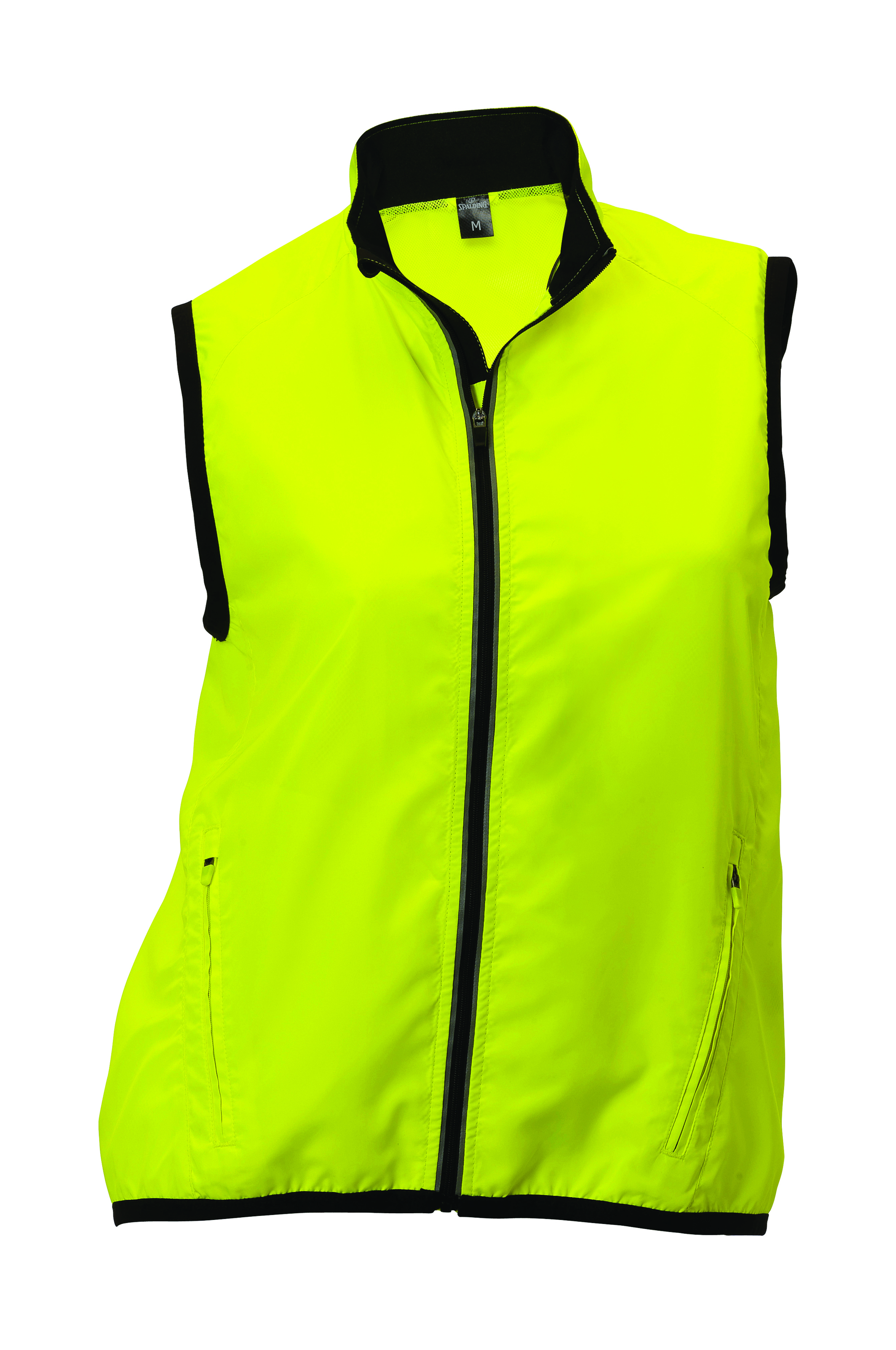 Exhilaration Gilet Women - Night Yellow - L